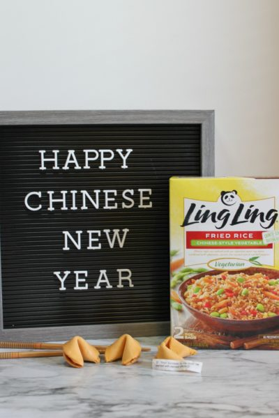 Celebrate Chinese New Year with Ling Ling