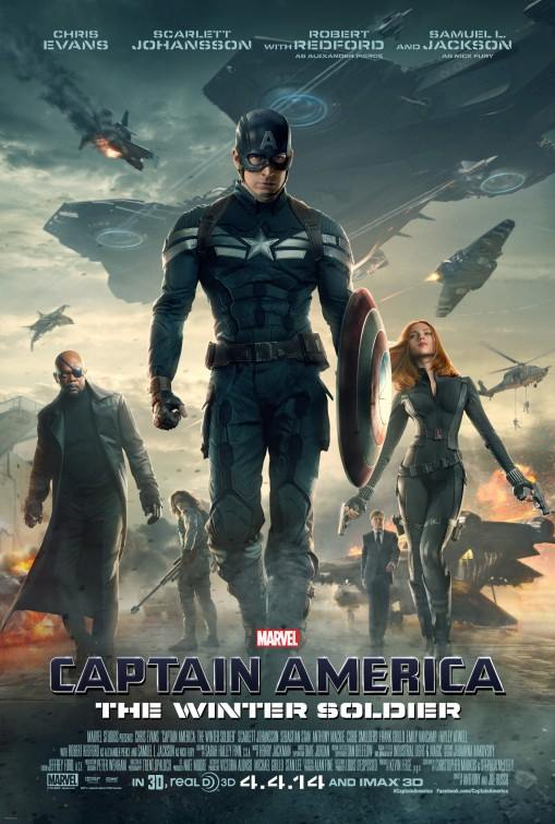Watch Captain America: The Winter Soldier to Prepare for Infinity War #InfinityWar