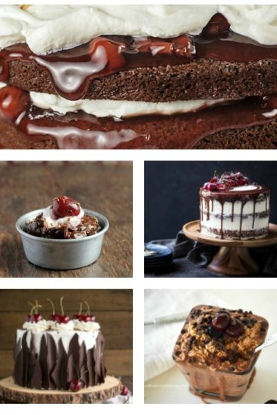 15 Delectable Black Forest Cake Recipes