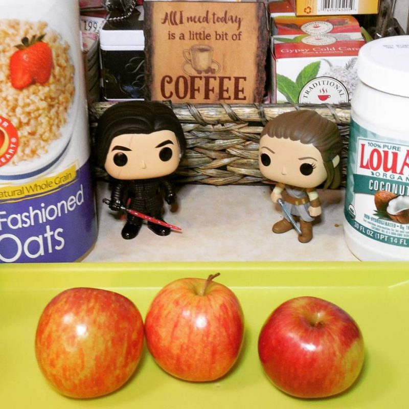 Kylo Rey Apples