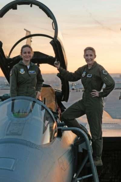 Captain Marvel Starring Brie Larson Is Filming Now #CaptainMarvel