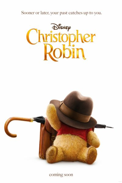 Pooh is Back in Disney's Christopher Robin Coming August 2018 #ChristopherRobin