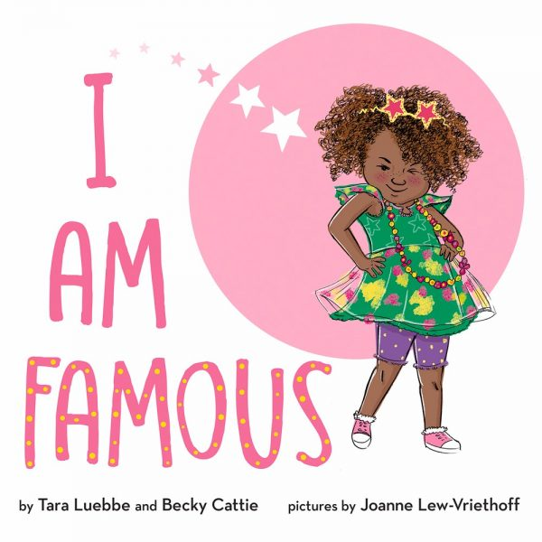 I Am Famous Book Review