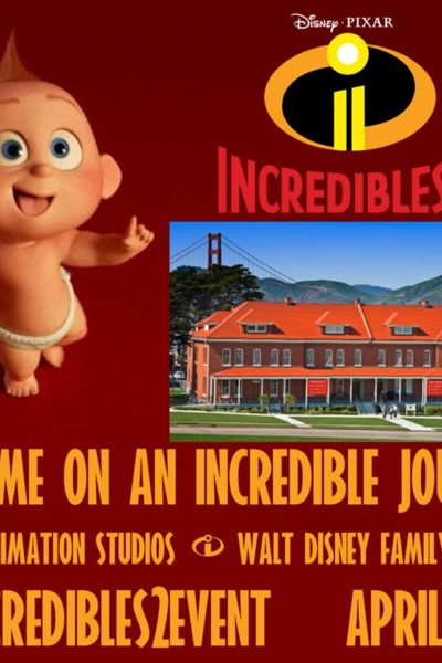 Follow Along the Disney Pixar Incredibles 2 Event #Incredibles2Event