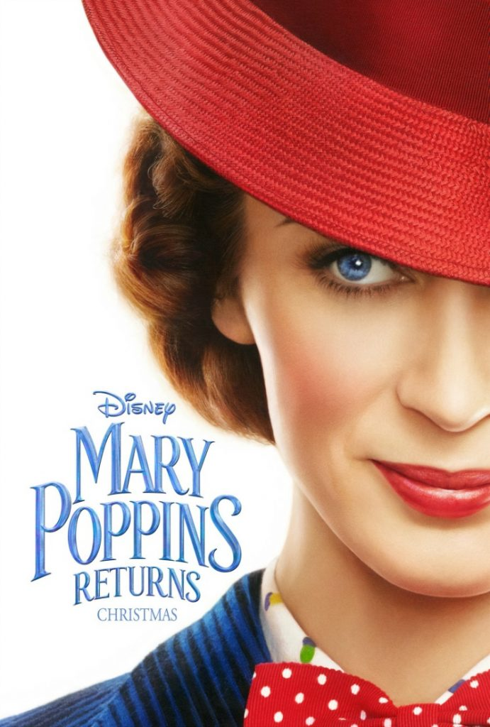 Mary Poppins Returns Is Coming Christmas