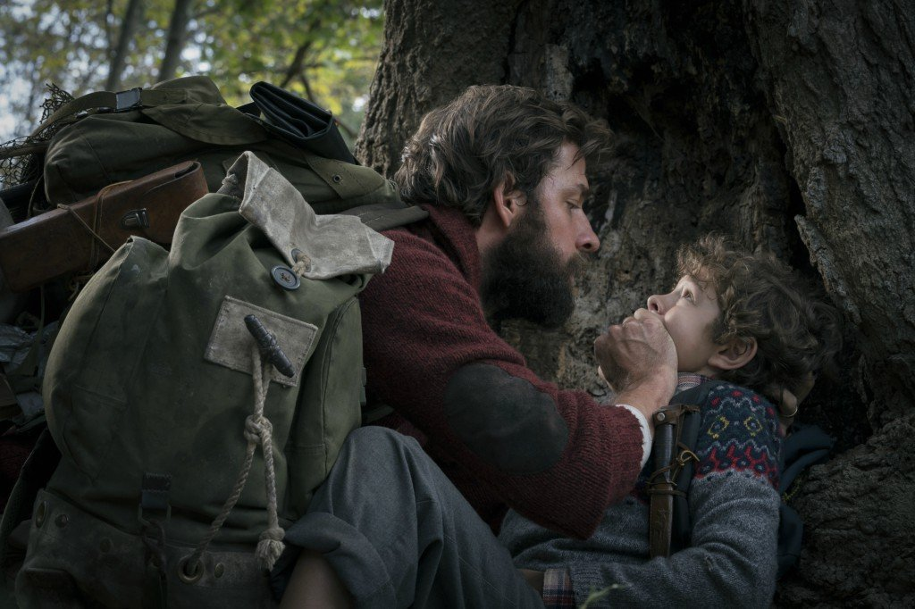 A Quiet Place Trailer from Paramount Pictures and the SWSX18 World Premiere
