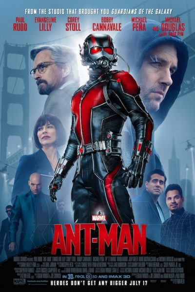 Watch Ant-Man to Prepare for Infinity War #InfinityWar
