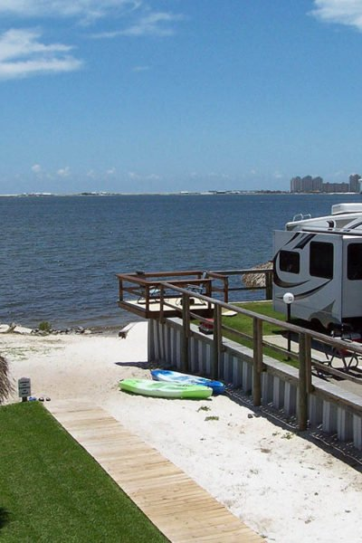 Find the Best Parks for RV Camping with RoverPass