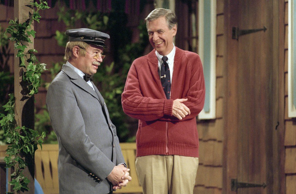 Won't You Be My Neighbor Growing Up with Mister Rogers