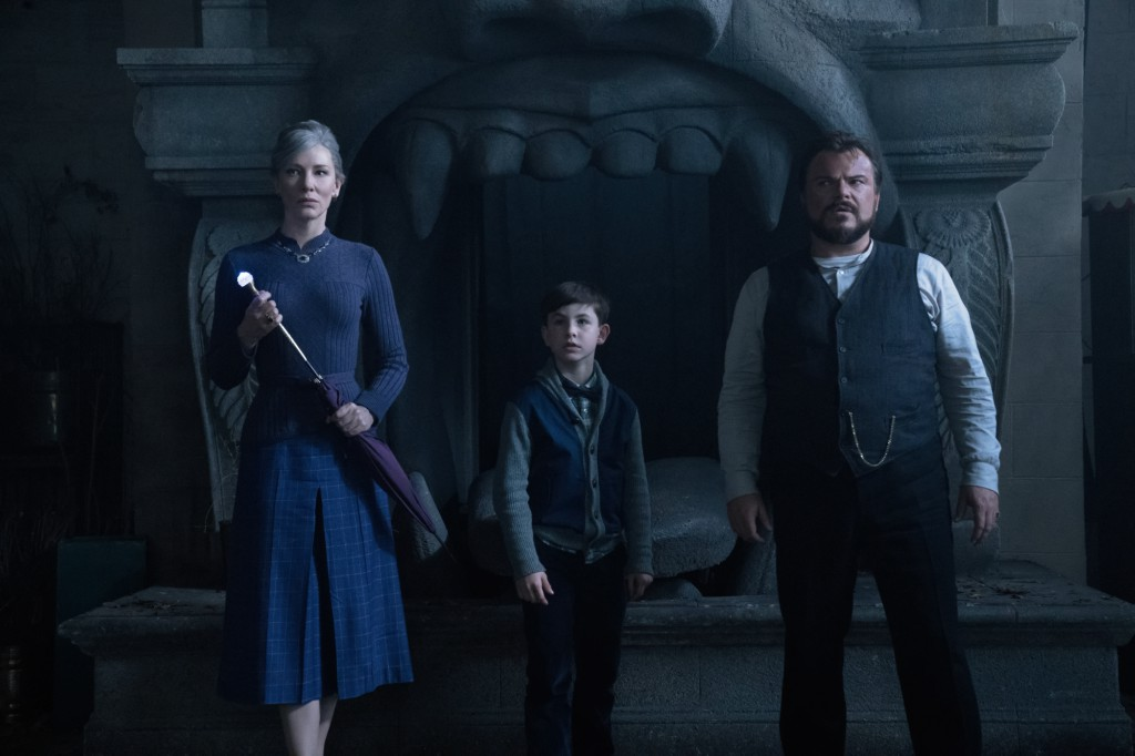 A New Family Movie Is Coming: The House with a Clock in Its Walls Trailer & Images