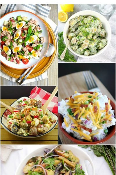 Potato Salad Recipe Roundup
