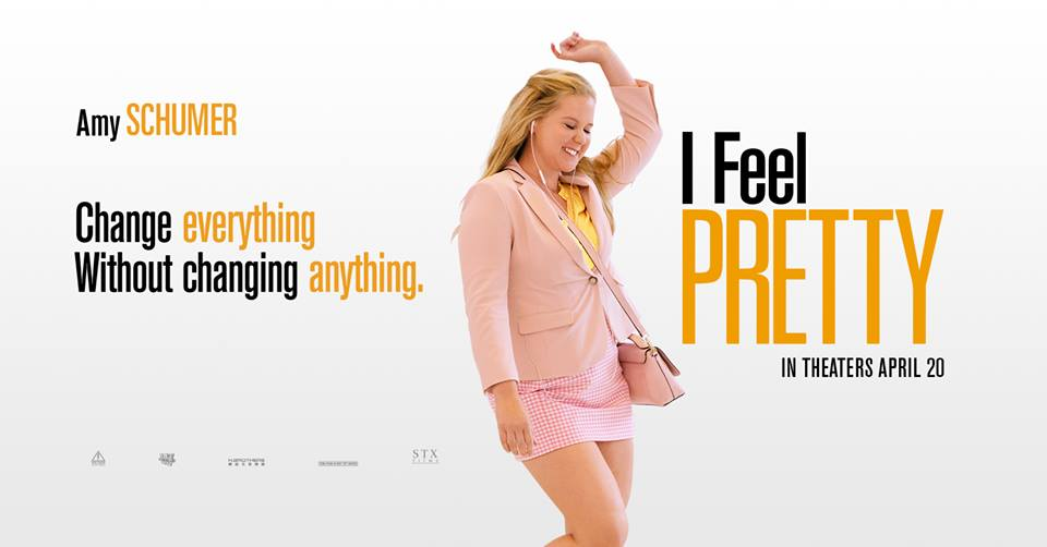 Interviewing Amy Schumer for I FEEL PRETTY