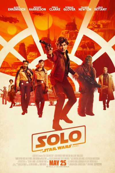 3 Reasons Why Star Wars: The Last Jedi Works and Looking Forward to #HanSolo