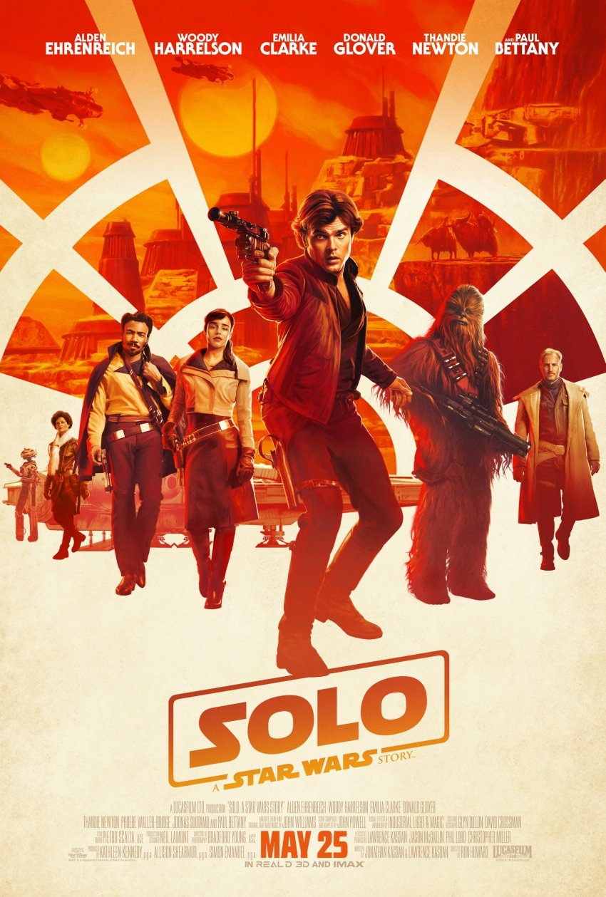 I've Got a Good Feeling About This: Breaking Down SOLO: A Star Wars Story Official Trailer