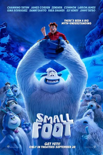 Watch the New Smallfoot Trailer Coming to Theatres September 2018