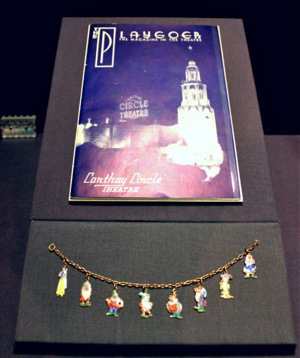 Cartier Snow White and The Seven Dwarfs Charm Bracelet at The Walt Disney Family Museum