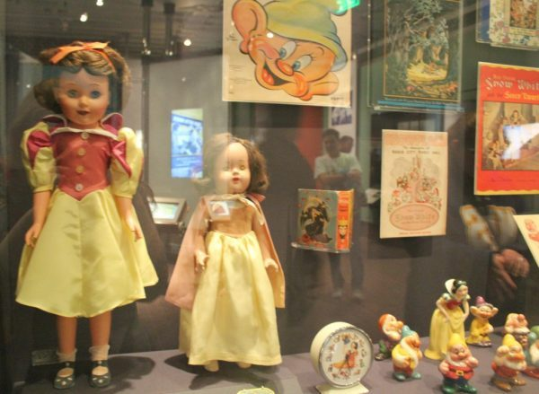 Snow White and The Seven Dwarfs Collectibles at The Walt Disney Family Museum