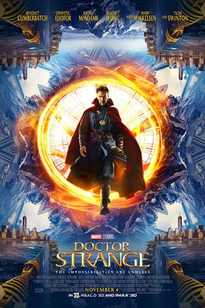 Watch Doctor Strange this Week to Prepare for Infinity War #InfinityWar