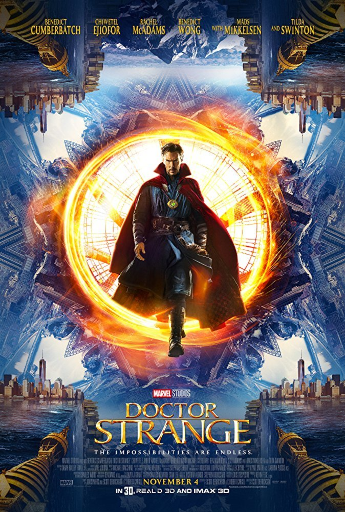 Watch Doctor Strange this Week to Prepare for Infinity War #InfinityWar