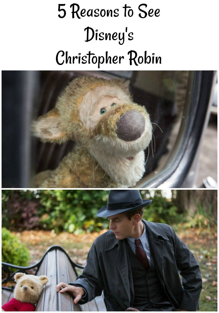 reasons to see christopher robin