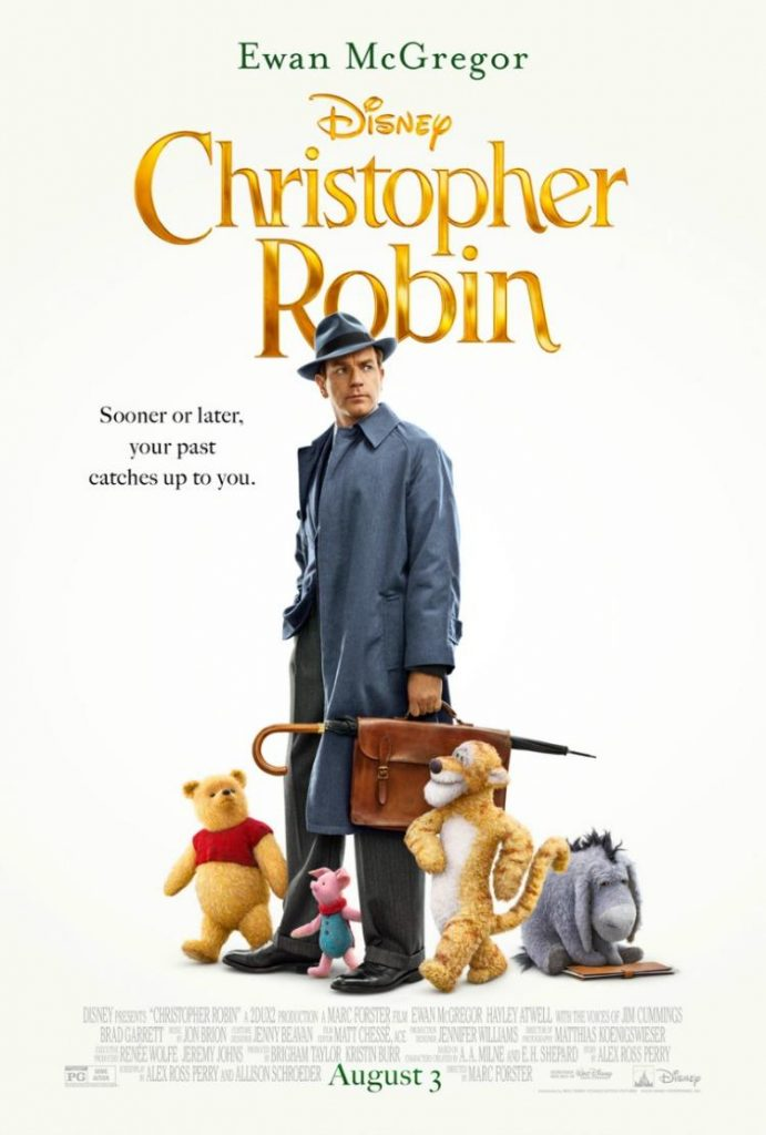 reasons to see christopher robin winnie the pooh