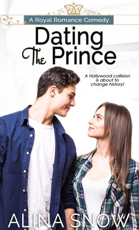 Dating the Prince by Alina Snow