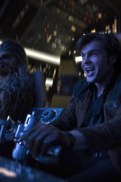 7 Best Scenes from SOLO: A Star Wars Story #HanSolo