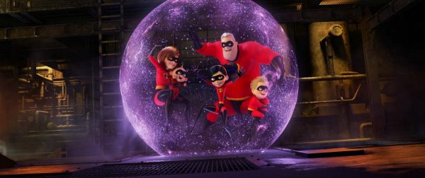 Architecture Design Urban Planning Action Scenes Animating Incredibles 2