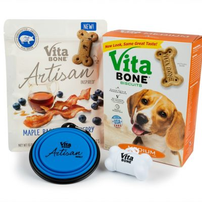 Celebrate National BBQ Month with Your Dog and Vita Bone