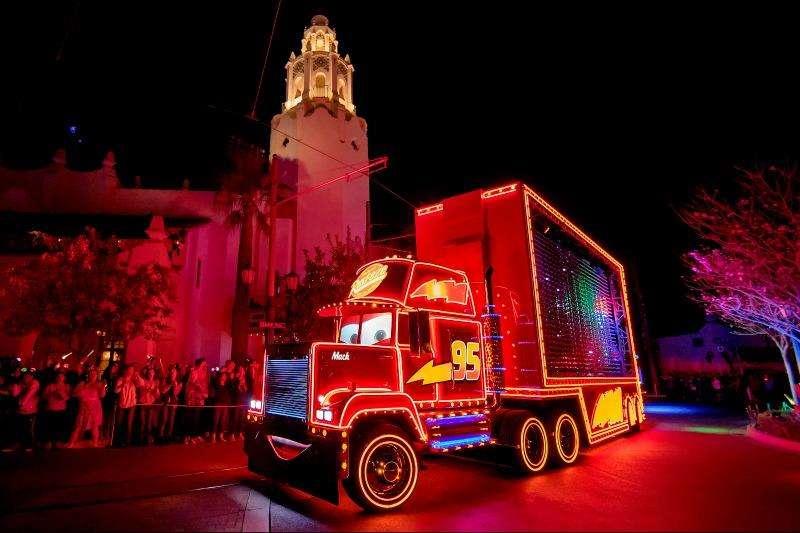 mac truck cupcakes cars casa della tires pixar fest