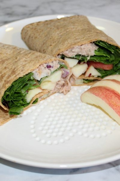 Tuna Wrap Recipe: Reach Your Health Goals with Weight Watchers Endorsed Foods
