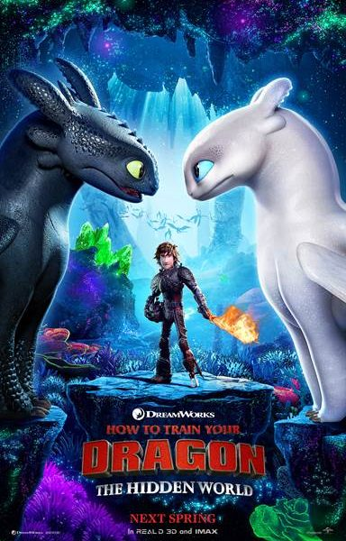How To Train Your Dragon : The Hidden World | Coming March 2019 #HowToTrainYourDragon