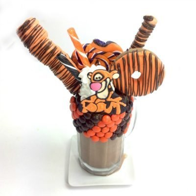 Tigger Milkshake Recipe | Christopher Robin is Going to Be Tiggerific #ChristopherRobin