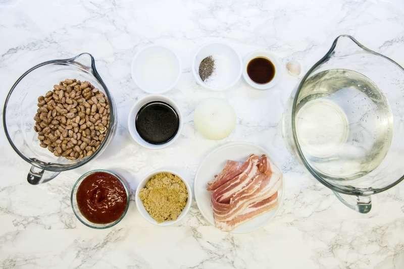 Easy No Soak Instant Pot Baked Beans Recipe