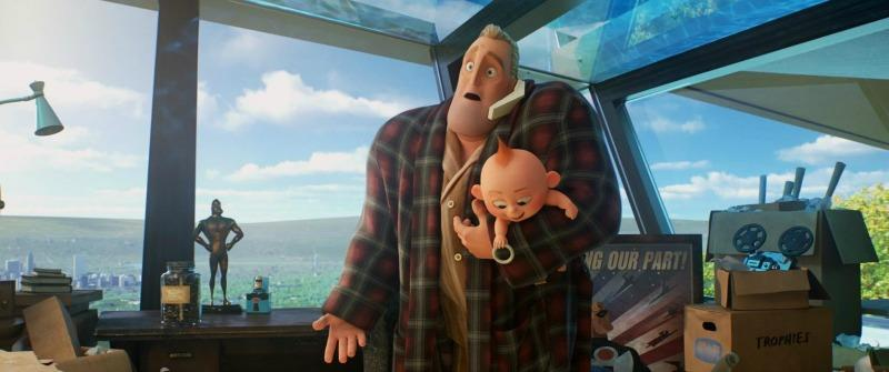 Unlimited Potential Incredibles 2 Movie Review