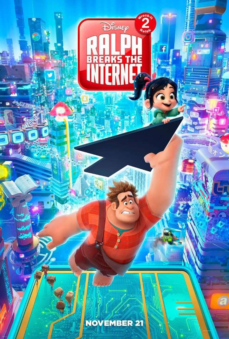 Ralph Breaks The Internet Event I'm Going! Follow Along