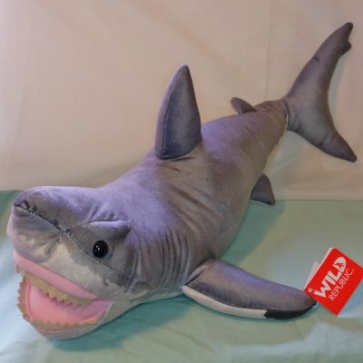 Swim into Summer with these Shark Toys from Wild Republic and Alex Brands