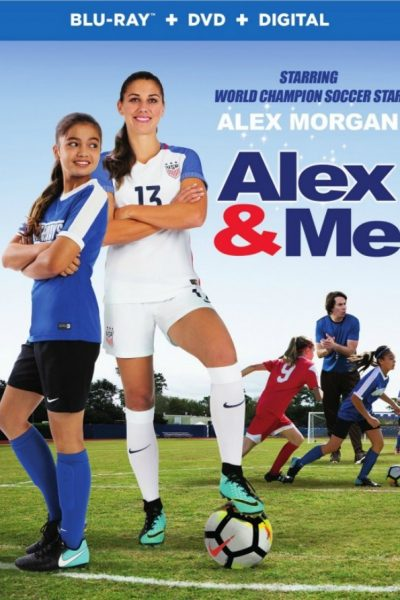 Exclusive Interview with Siena Agudong #AlexandMe | Alex & Me BluRay Giveaway US 6/30