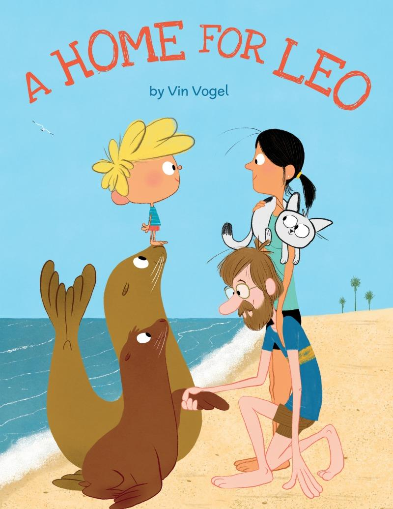 A Home for Leo by Vin Vogel Book Review