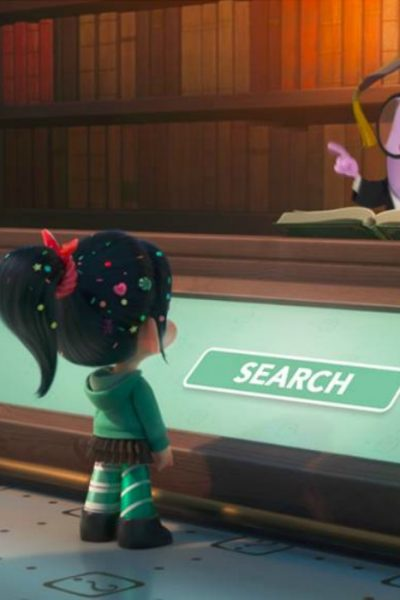 Hidden and Not So Hidden Gems in Ralph Breaks the Internet Trailer #RalphBreaksTheInternet