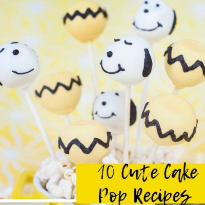 10 Cute Cake Pops To Make This Summer | Cake Pops Recipe