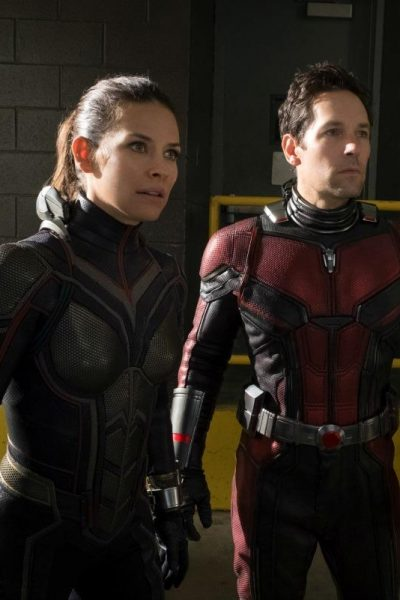 Paul Rudd and Evangeline Lilly | Ant-Man and The Wasp #AntManAndTheWasp
