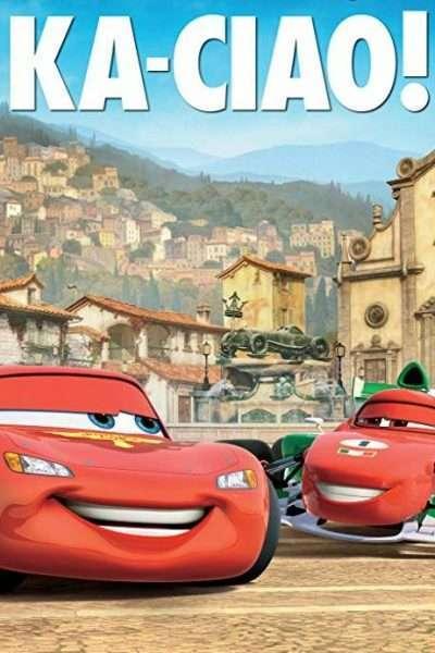 Italian Spritz Cookies and Francesco Bernoulli   Cars 2 #PixarFest