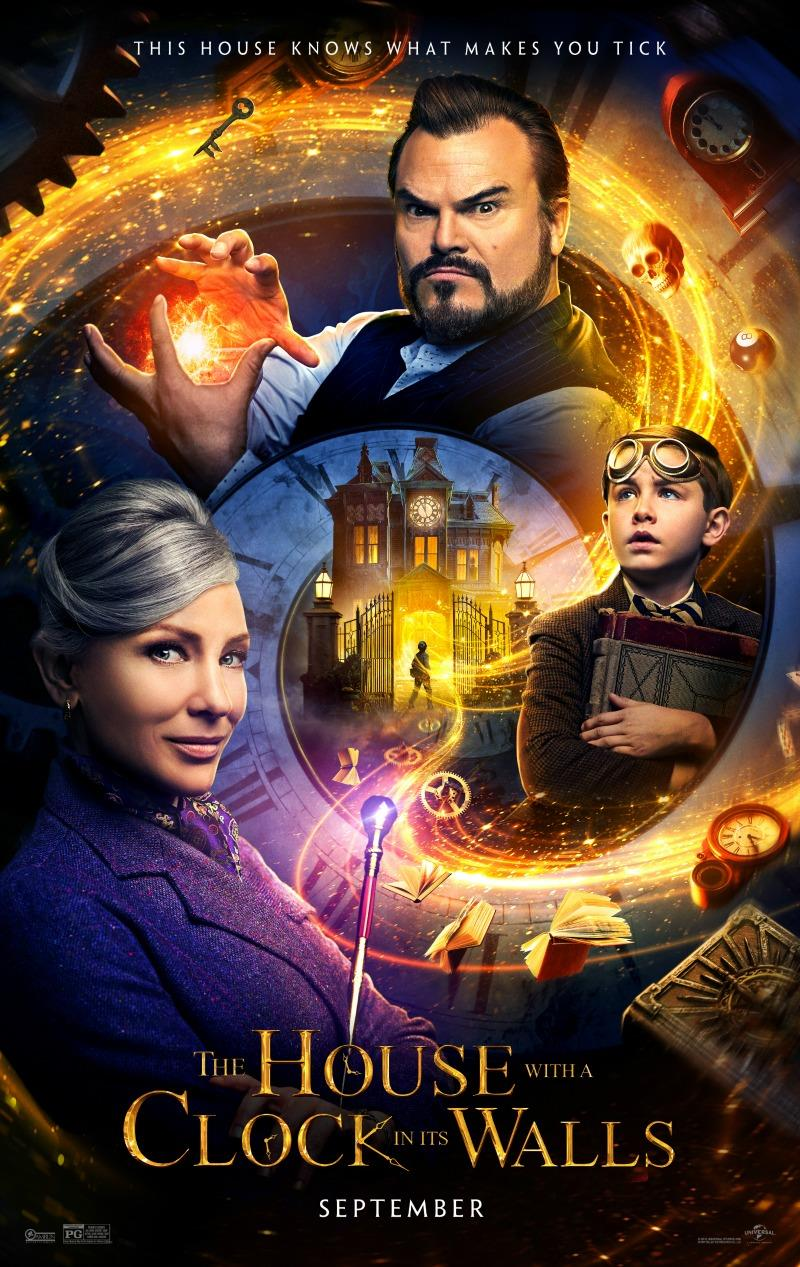 The House With a Clock In Its Walls Watch the Magical Trailer