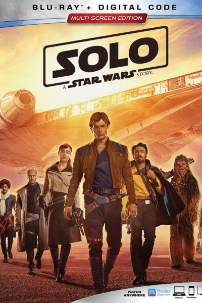 Lucasfilm's Solo: A Star Wars Story | Coming to Digital 9/14 and Blu-ray 9/25