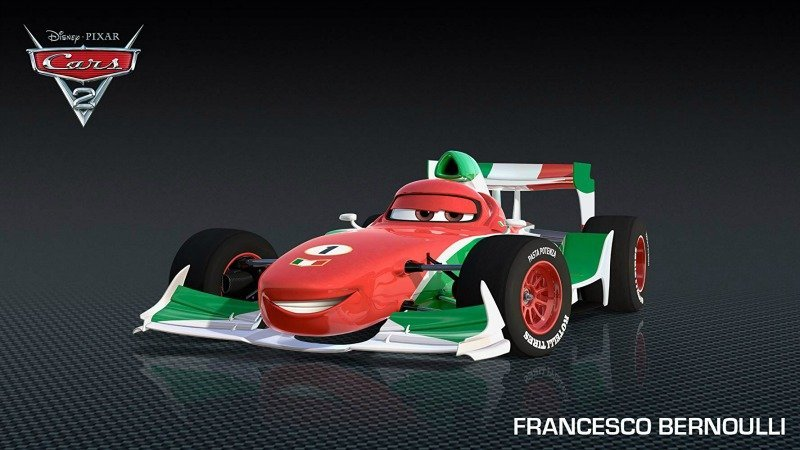 Italian Spritz Cookies and Francesco Bernoulli| Cars 2 #PixarFest