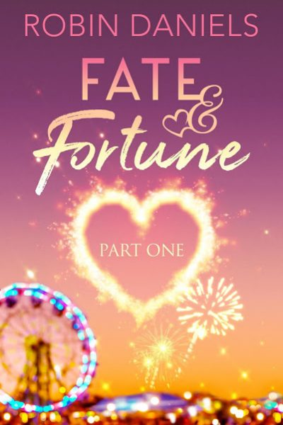 Fate & Fortune by Robin Daniels | Cover Reveal