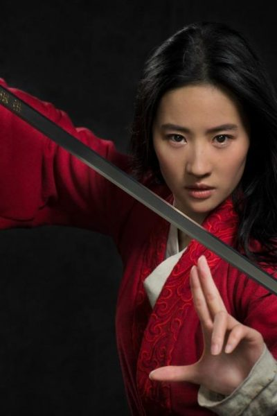 Get Your First Look at Disney's Mulan | Coming March 27, 2020 #Mulan