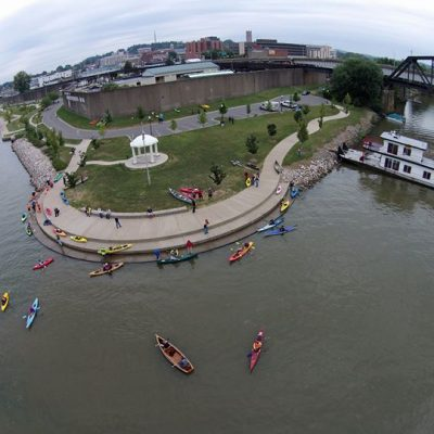 Paddlefest and Downtown Throwdown in Parkersburg, WV Sept. 14-16 | Get a Coupon Code Here