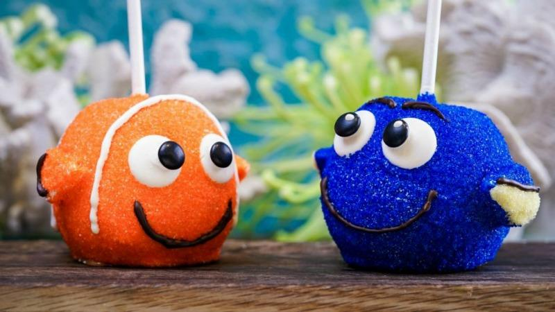 Finding Dory Cookies A Back to School Treat and Fun for Pixar Fest